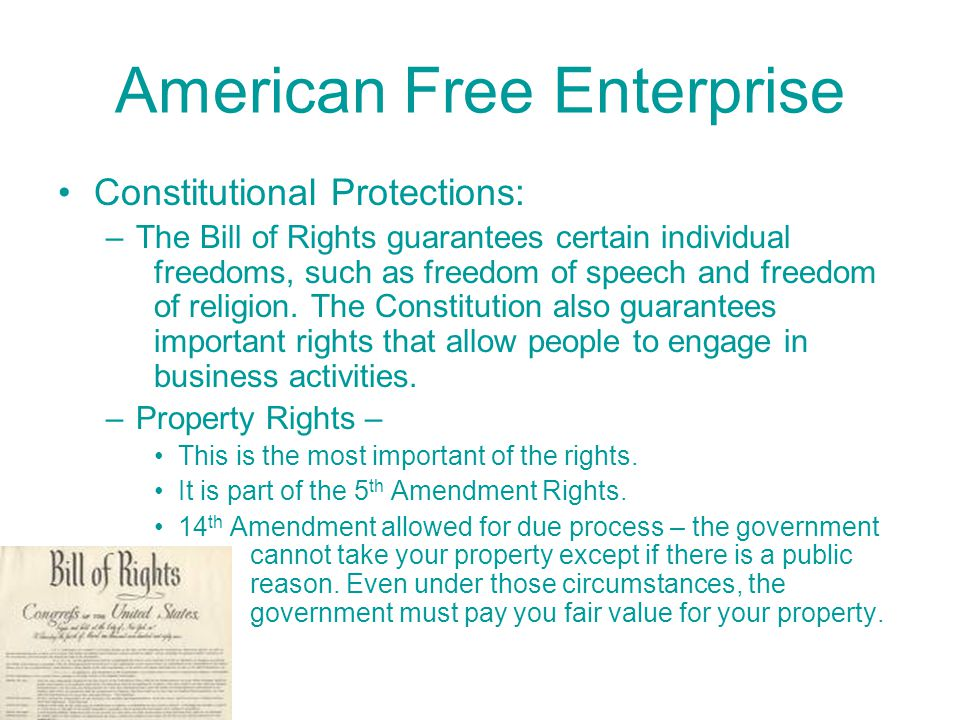 American Free Enterprise