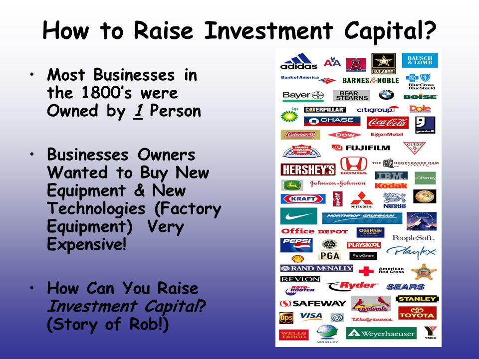 How to Raise Investment Capital