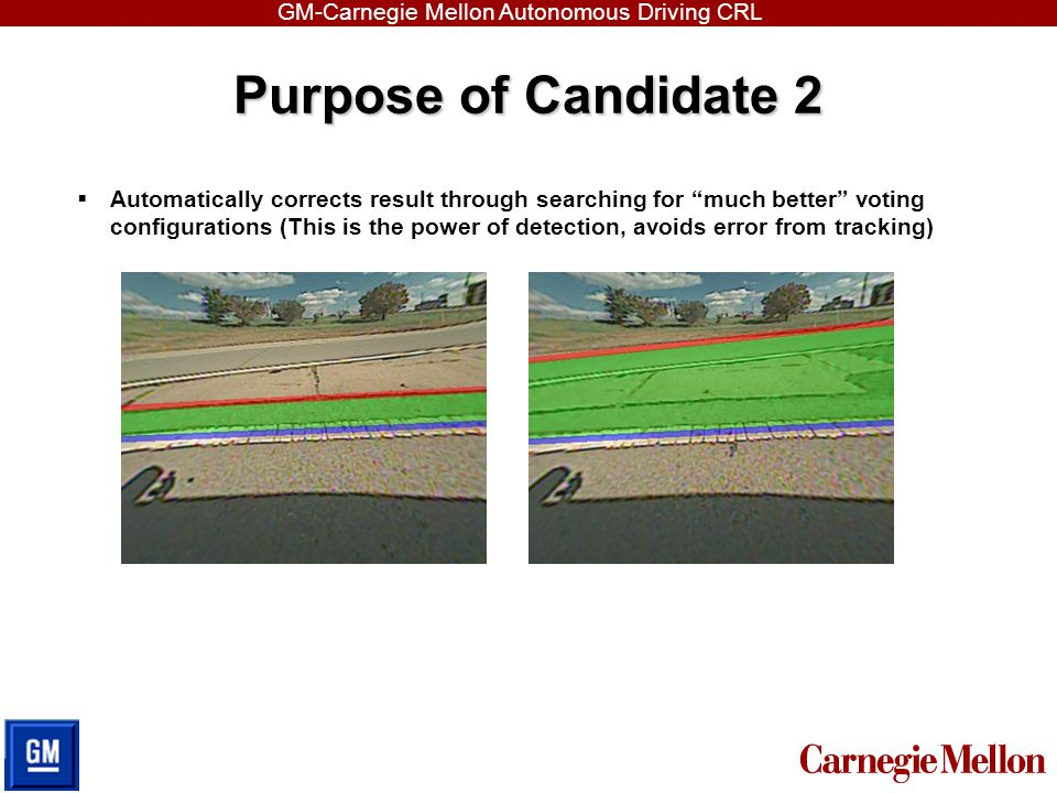 Purpose of Candidate 2