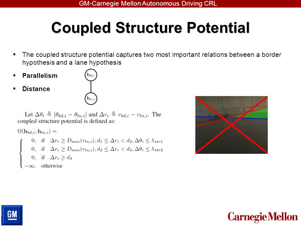 Coupled Structure Potential
