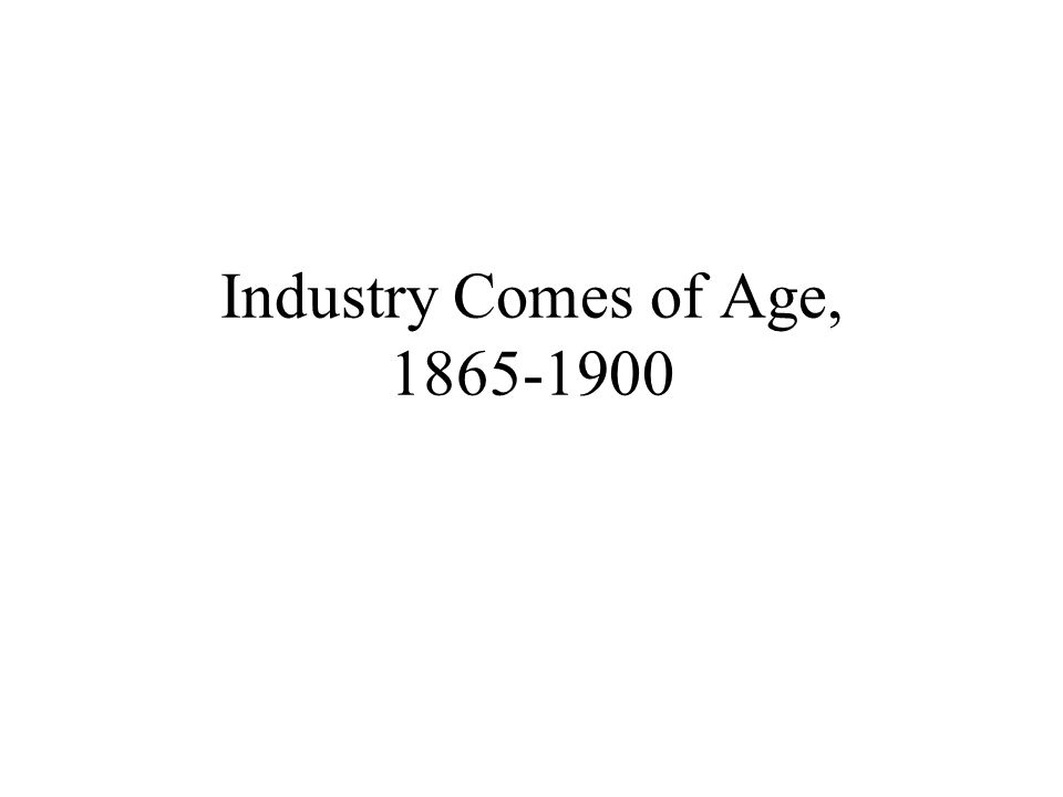 industry comes of age Congress gave land to railroad companies totally 155,504,994 acres for railroad routes, companies were allowed alternate mile-square sections in checkerboard fashion, but until companies determined which part of the land was the best to use for railroad building, all of the land was withheld from.