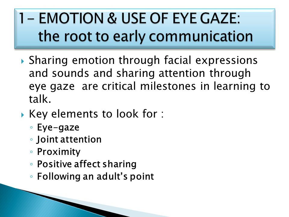 Communication: From babbling to talking - ppt download