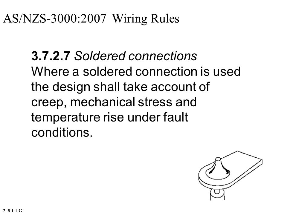 Contemporary wiring rules inspiration electrical diagram ideas wiring regulations table 4d2a gallery wiring table and diagram ekas basic electrical principles ppt video online download greentooth Choice Image