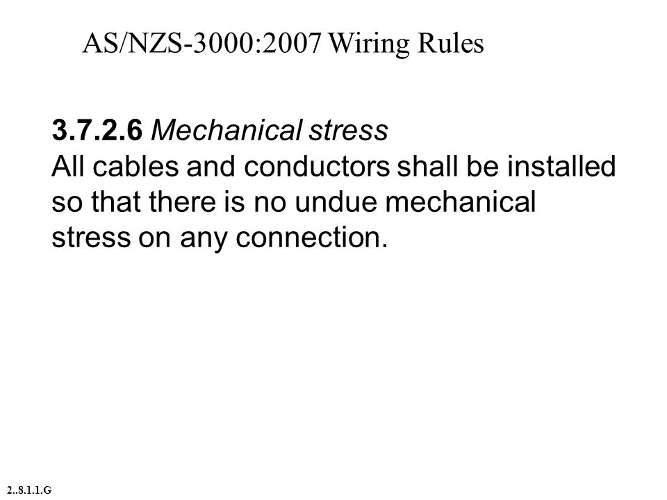 Beautiful wiring rules pictures inspiration electrical circuit wiring rules dolgular greentooth Gallery