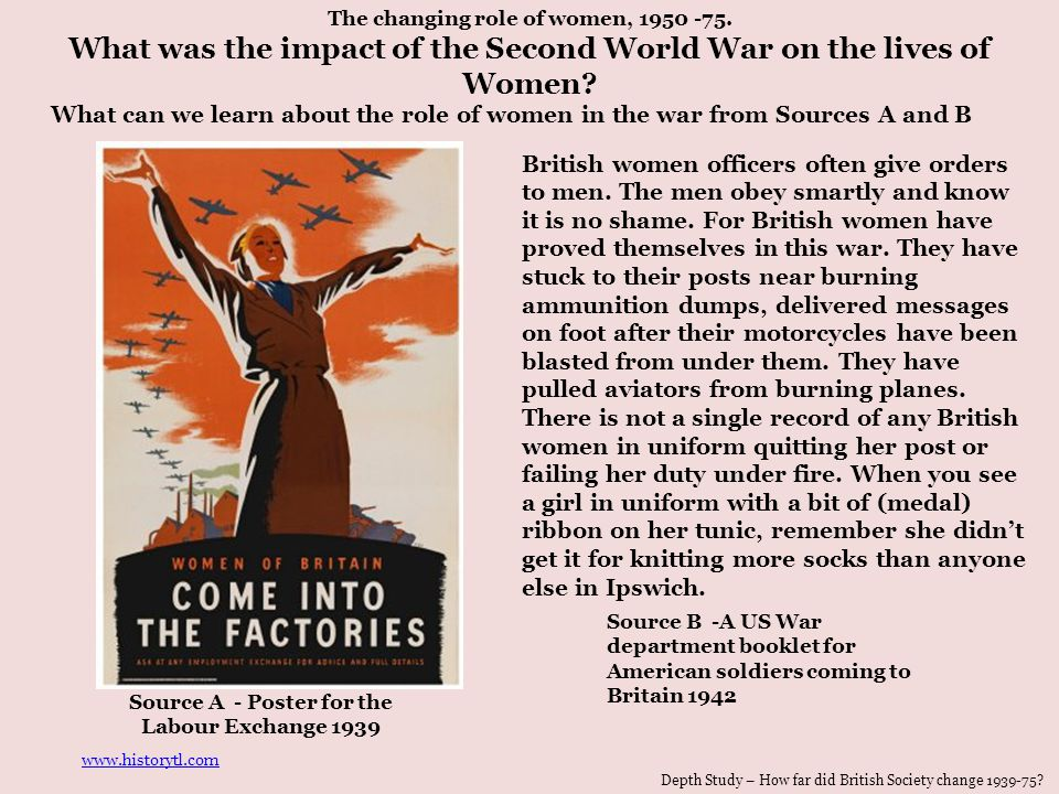 In What Ways Did World War One Impact American Society? Essay Sample