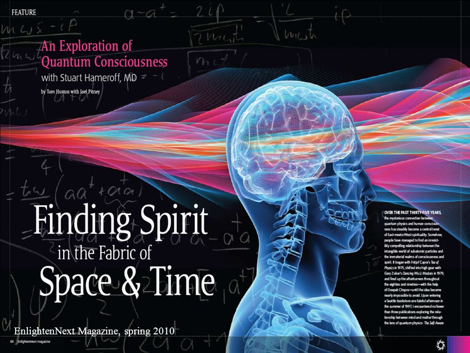 EnlightenNext Magazine, spring 2010