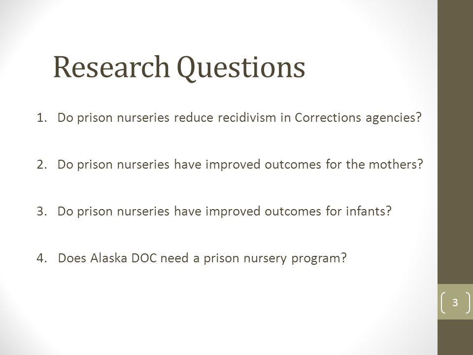 reducing recidivism essay