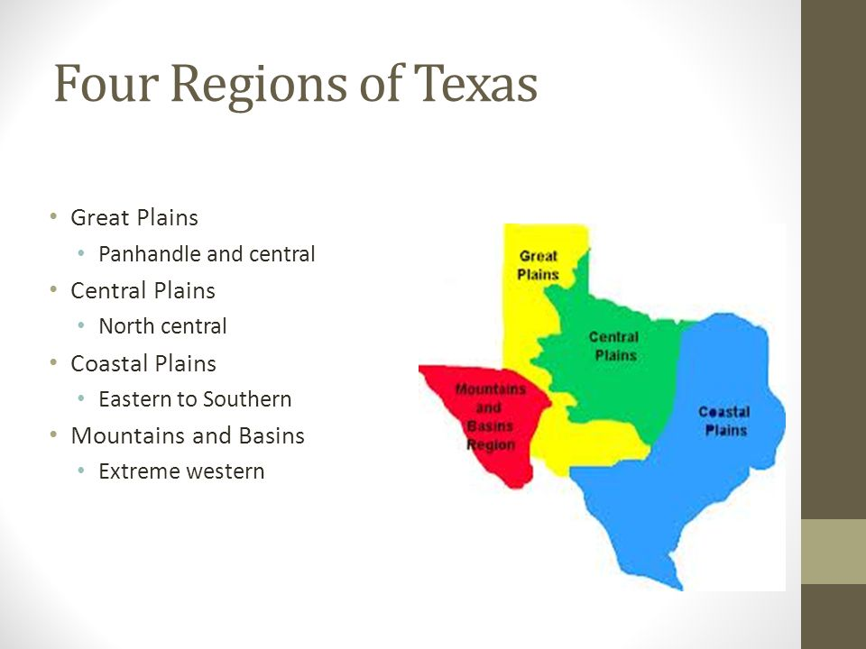 Texas Geography. - ppt download