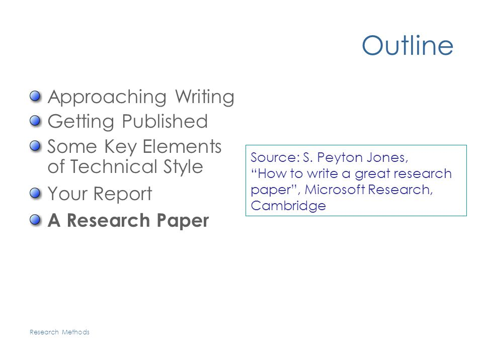 7 tips to get your first paper published in a journal