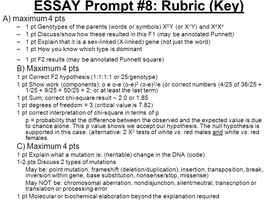 what are the three components of an essay prompt To view the previous year's secondary essay prompts, scroll down  be sure to respond to all 3 components of this prompt consider how they make you unique and.