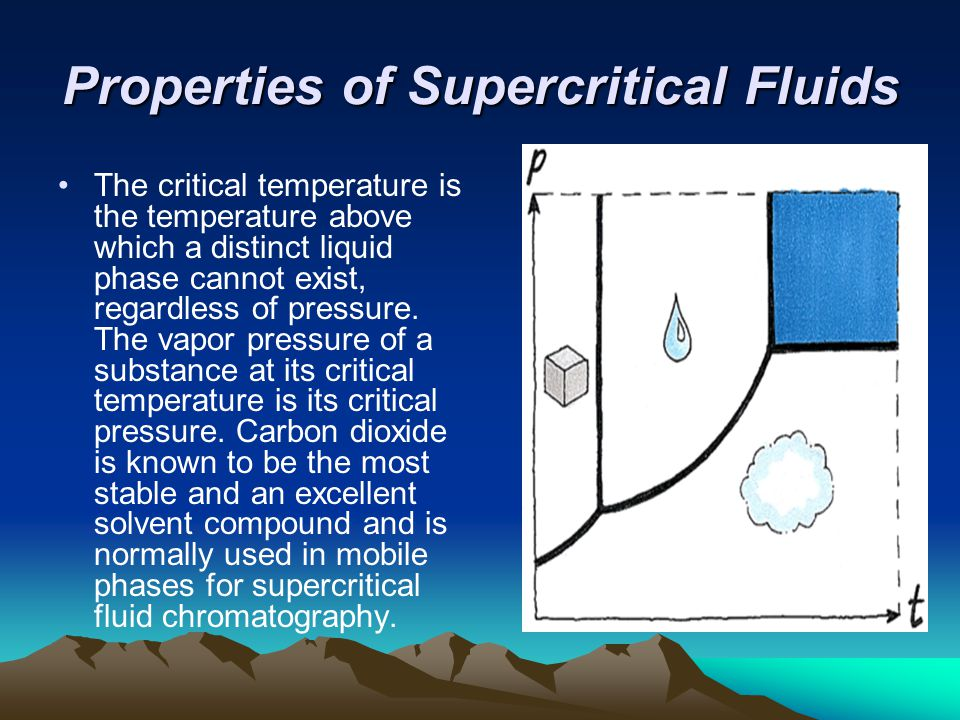 Supercritical Fluid Chromatography and Extraction - ppt video ...