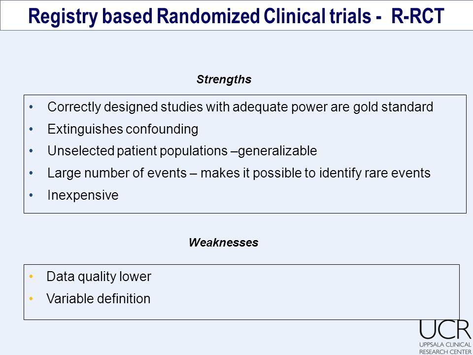 Patient registry study