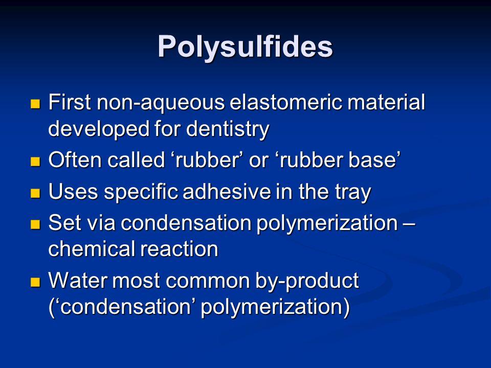 Impression Materials Dh 363 Dental Materials I Ppt