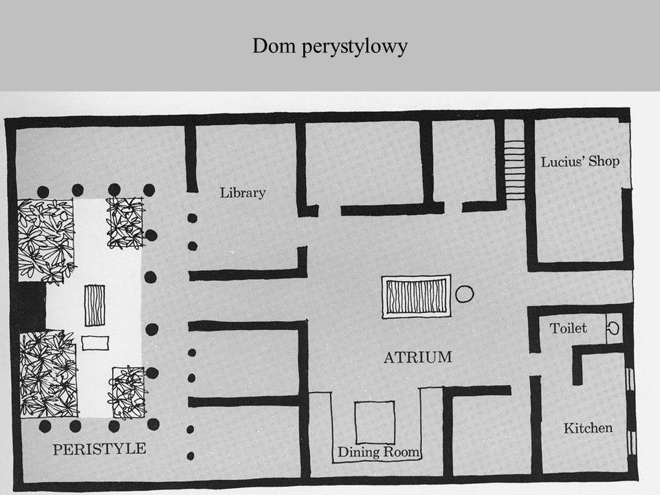 Dom perystylowy