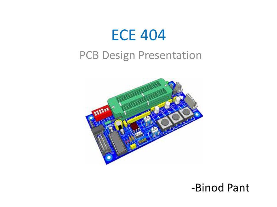 Pcb Design Presentation Ppt Video Online Download