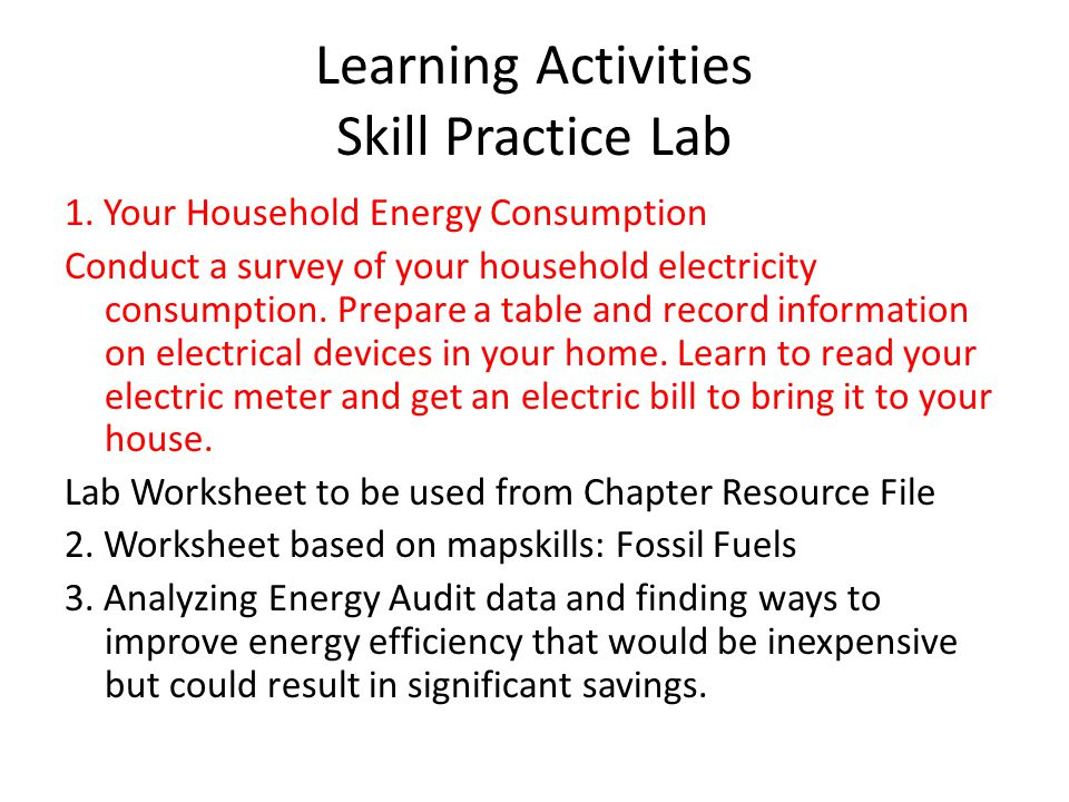 Energy Resources and Fossil Fuels ppt download – Energy Resources Worksheet