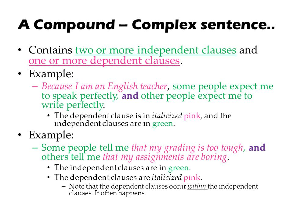 how to tell if a song is simple or compound