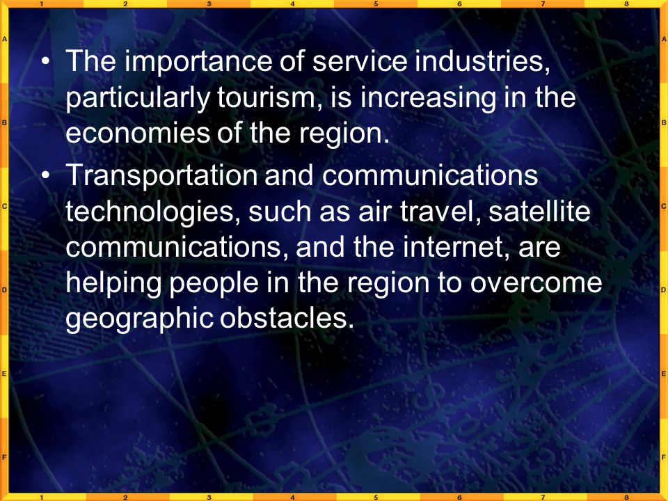 role of transportation in tourism Transportation is not just about getting people from here to there it's about the journey the transportation sector plays a crucial role in the canadian tourism industry, with air, rail.