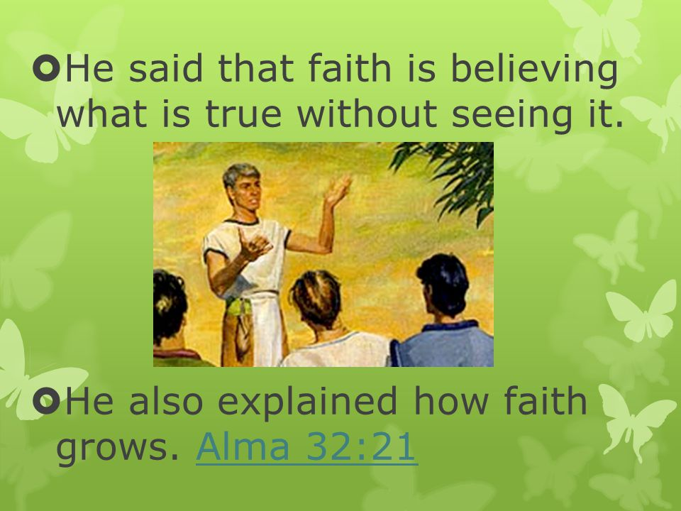Faith is knowing the sun will rise, lighting each new day - ppt ...