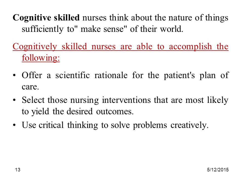 nursing interventions and scientific rationale Developing a nursing care plan: this nursing care plan tutorial has a free sample care plan resource that you can use to help develop your care plans for nursing school (see link below) nursing care plans are often a big part of nursing school , and nurses do use care plans on the job this video tutorial.