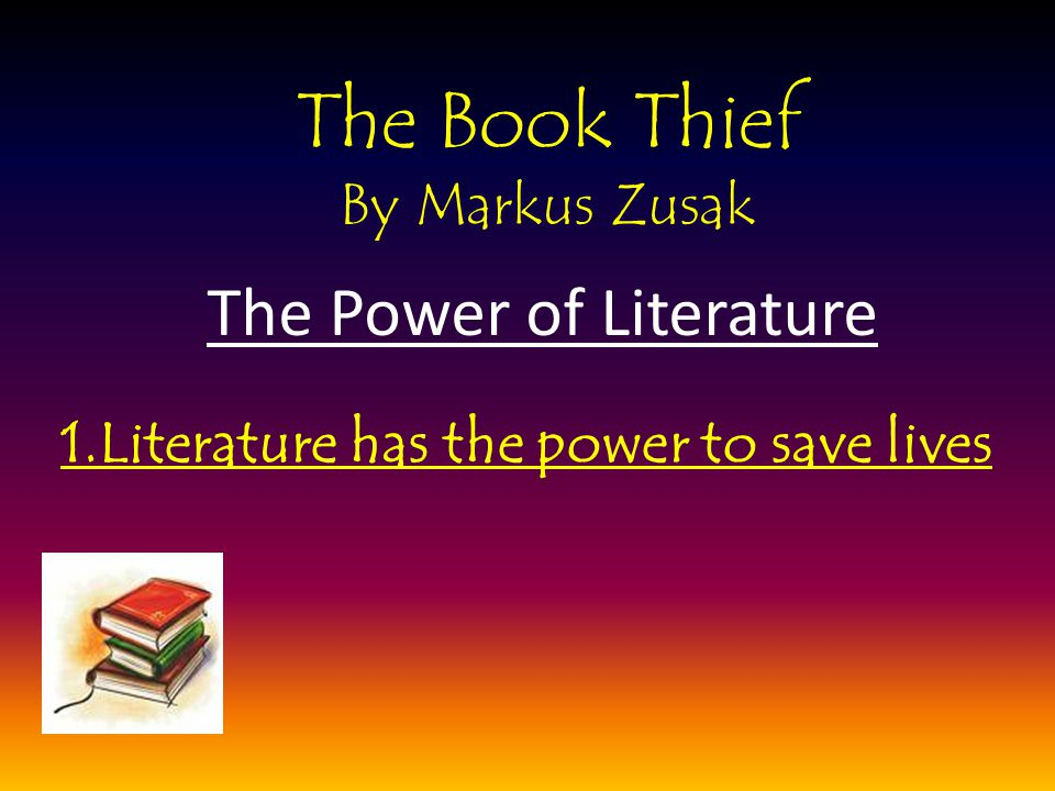 Pdf thief the book book full