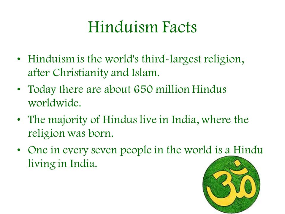 hinduism as a religion essay Hinduism is the ancient religion of india it encompasses a rich variety of traditions that share common themes but do not constitute a unified set of beliefs or practices.