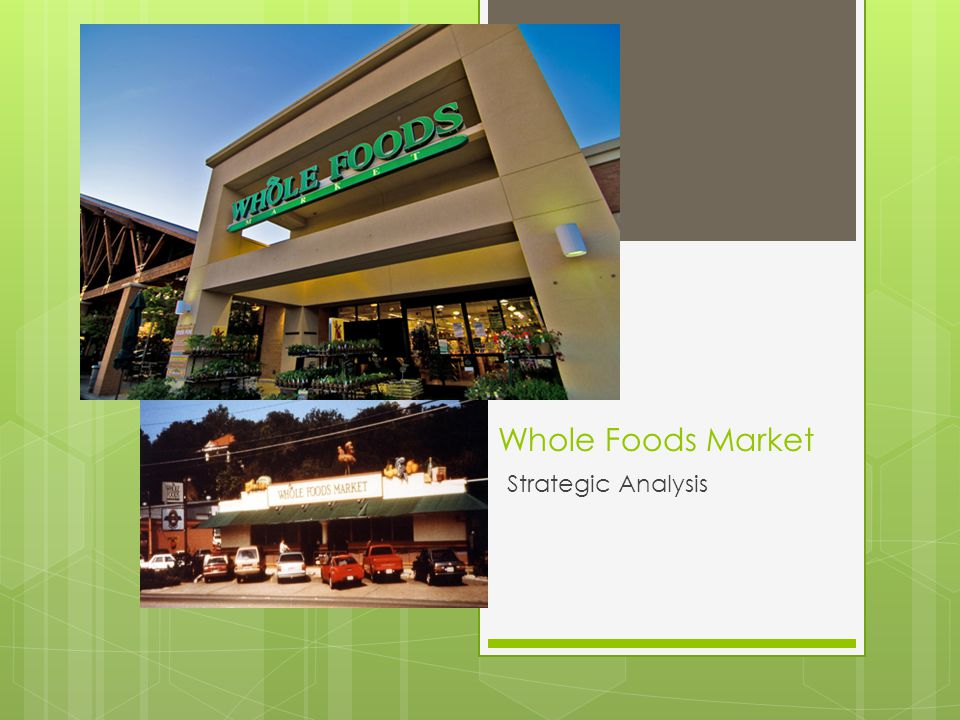 whole foods market analysis Fundamental analysis on whole foods market inc key ratios, comparisons to grocery stores industry, retail sector, s&p 500 - csimarket.