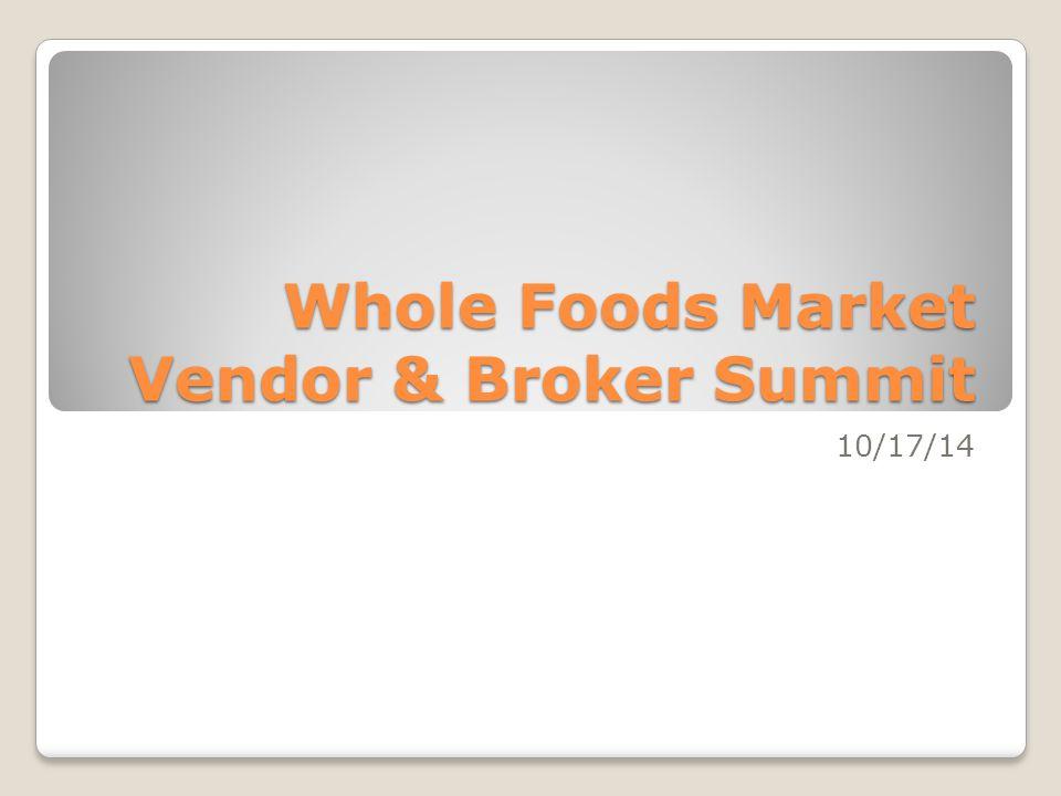 Whole Foods Team Member Network