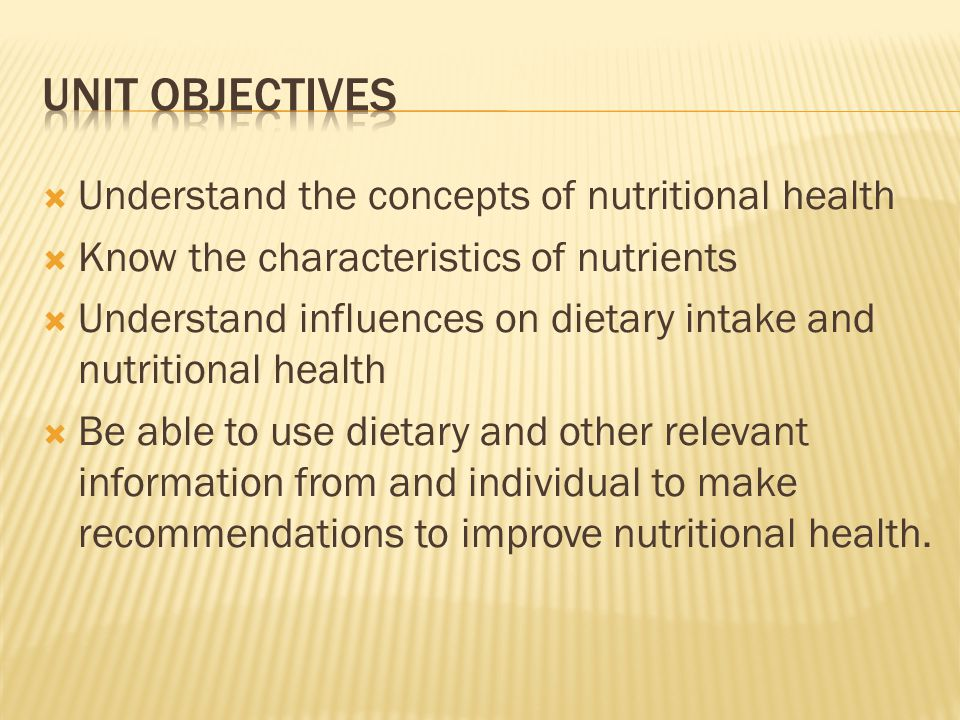 understanding influences on dietary intake case Understanding behavioral influences within the  food intake dietary changes may require increased cost,  social influences on food choice and then reviews exist-.