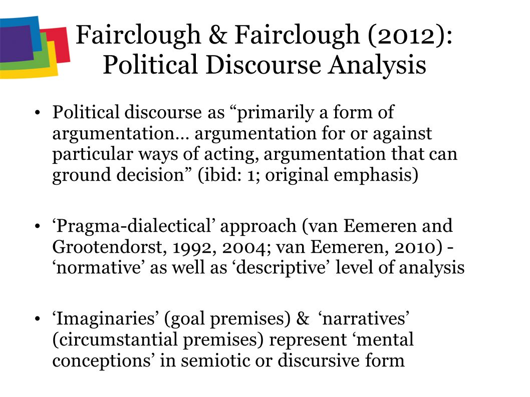 political discourse and political cognition Jerel rosati and colleen e miller  subject international studies » foreign policy analysis psychology » political psychology key-topics decision making.