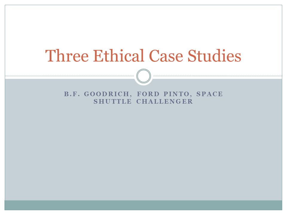 ethical case study in health care Case studies and scenarios illustrating ethical dilemmas in business, medicine, technology, government, and education.