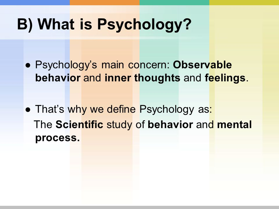 Schools of psychology. Schools of psychology Definition of ...