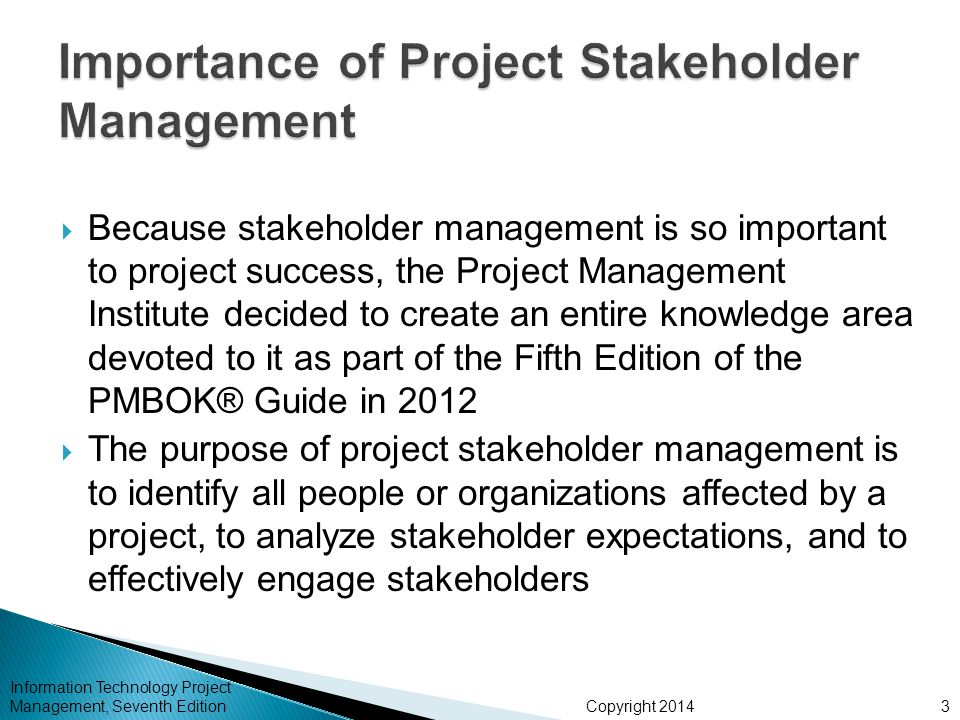 Six Sigma and the Project Management Body of Knowledge