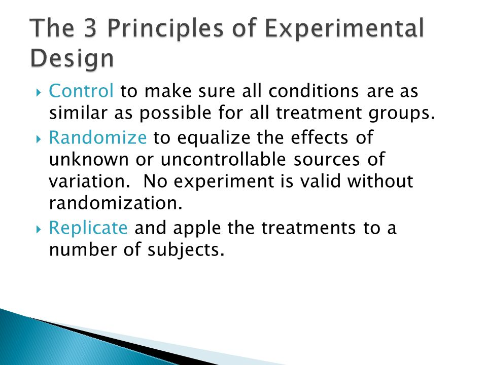 Principles Of Data Acquisition Experiment : Collecting data ppt download