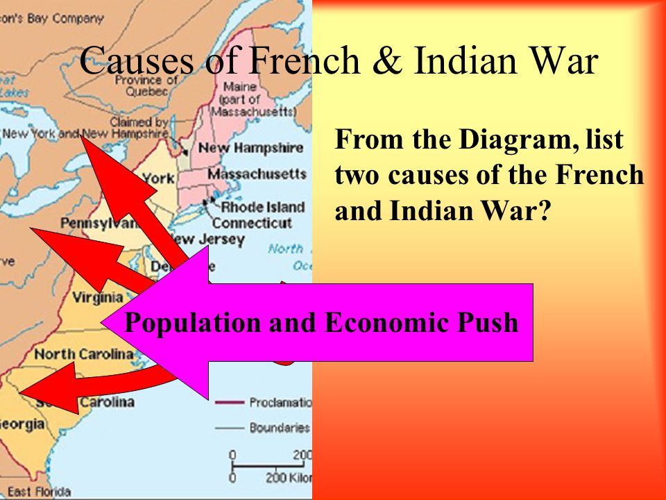 The French and Indian War - ppt download
