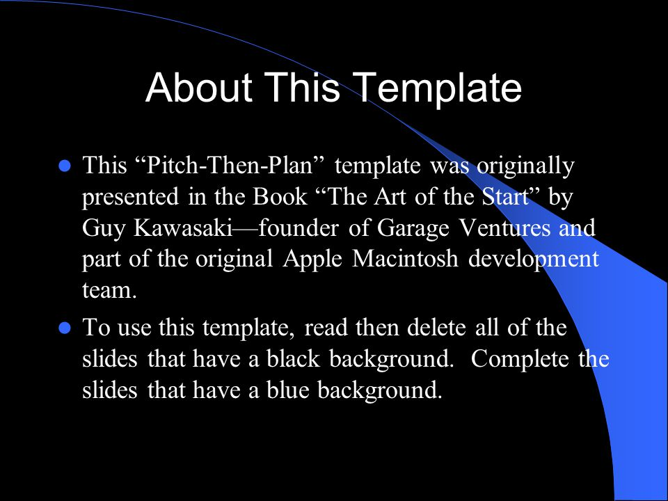 How to create an enchanting business plan, by Guy Kawasaki