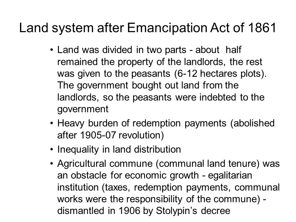 peasant farming in caribbean after emancipation With the spread of the plantation economy in the caribbean after  hillside land for farming and  slave emancipation in the french caribbean, .