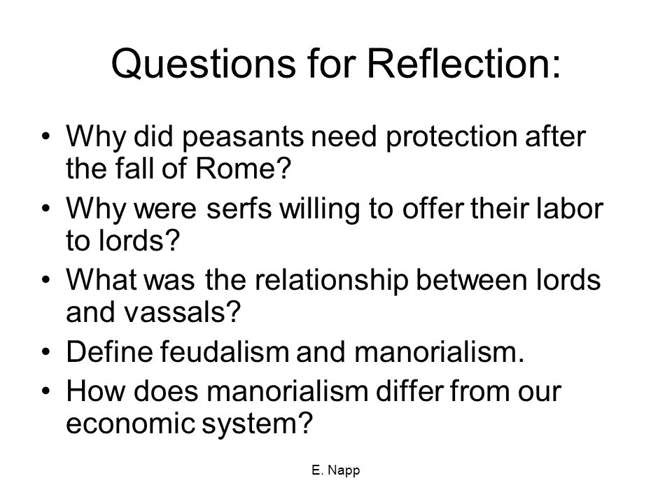 lords and serfs relationship quiz
