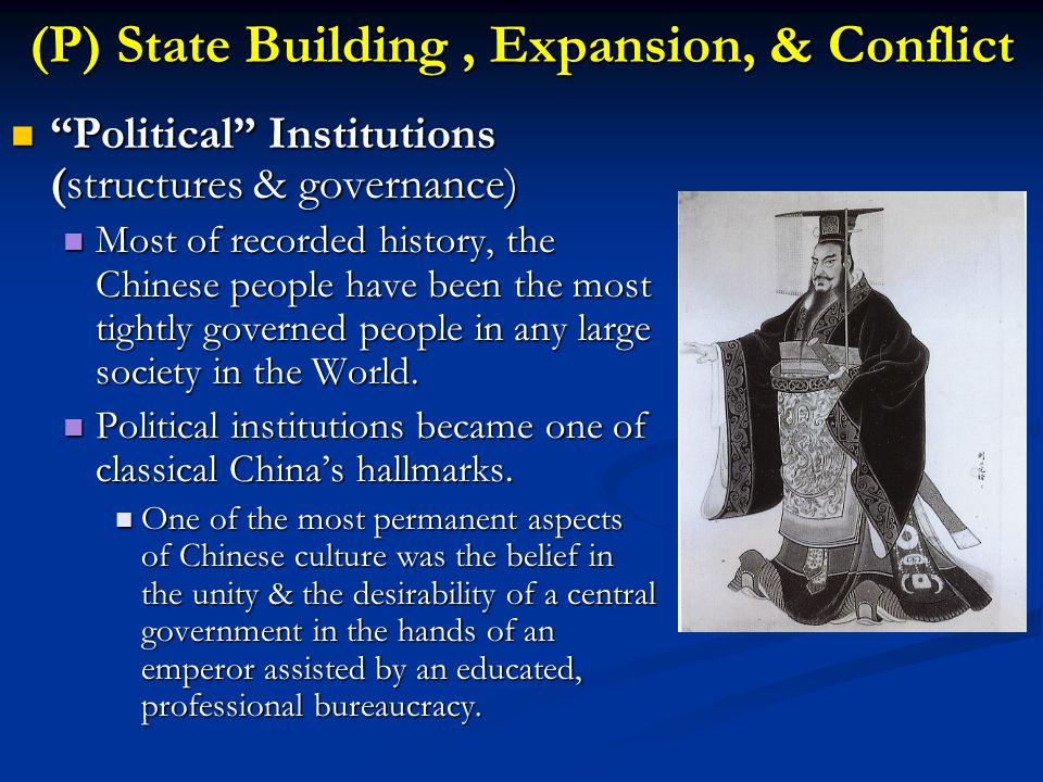 chinese political history Ancient china was one of the oldest and longest lasting civilizations in the history of the world the history of ancient china can be traced back over 4,000 years located on the eastern part of the continent of asia , today china is the most populous country in the world.