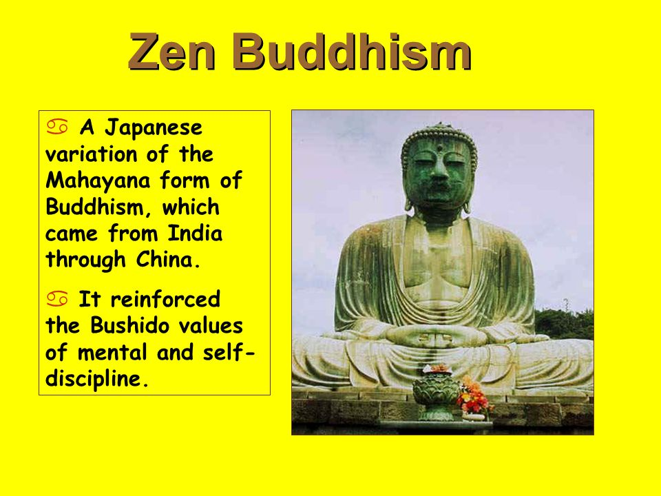 zen buddhism in japan essay Essays in zen buddhism discourse doctrine of enlightenment dualism empty essay essence eternal experience fact faith feeling founder grasp hakuin to japan, he.