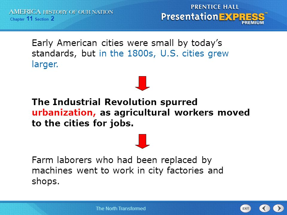 an overview of impurities of the industrial revolution from the1800s Definition of preindustrial manufacturing the industrial revolution of the late eighteenth and early an overview of manufacturing on the eve of the.