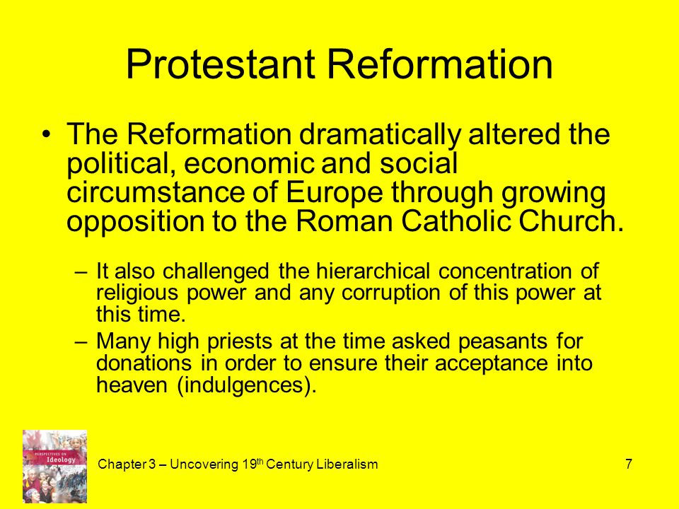 political and social consequences protestant reformation Protestant reformation benedict s  -having political, economic, and social consequences with an  in france after he converted to the protestant .