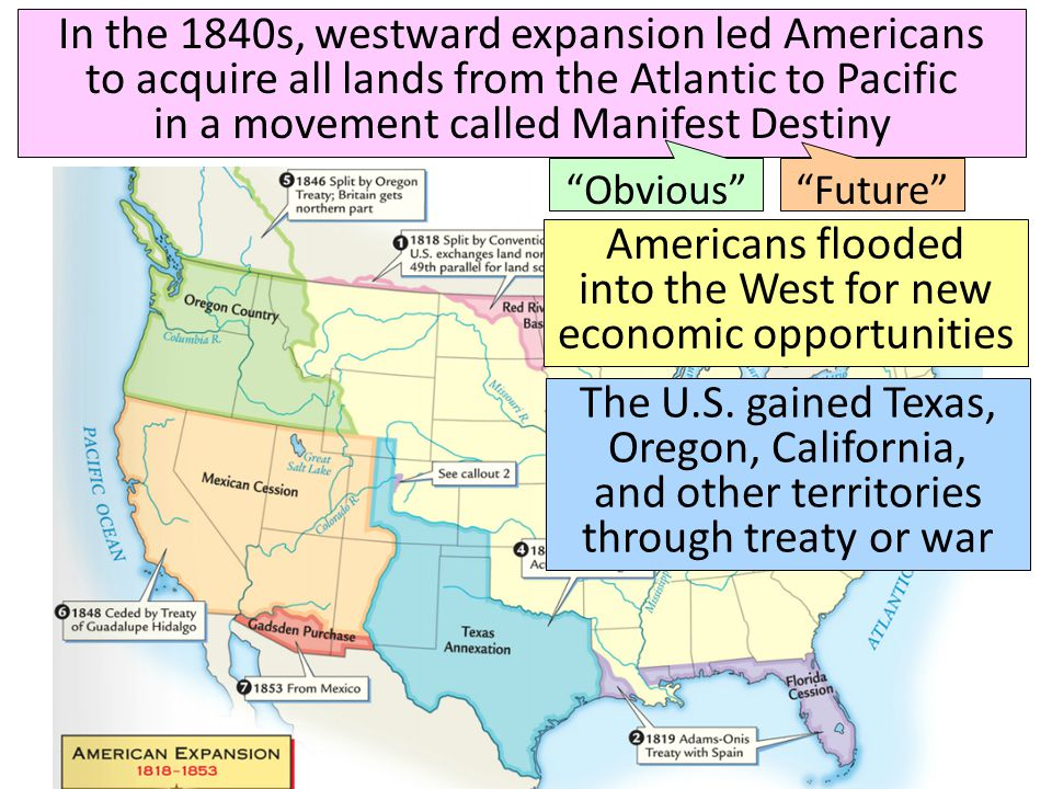 westward expansion and the effects on As the country grew and expanded, the american people where always one to push their bounds in 1763, we proudly, defied england's proclamation of the year, and.