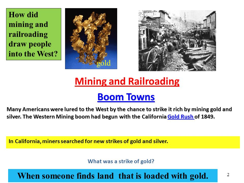 an overview of the gold rush in california