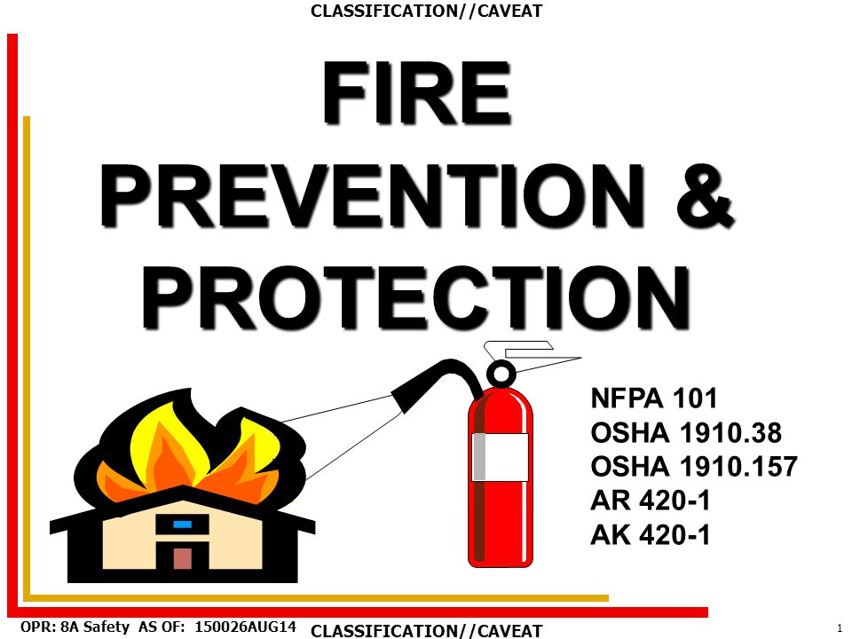 Chapter 10 fire prevention. Introduction one of the most important.