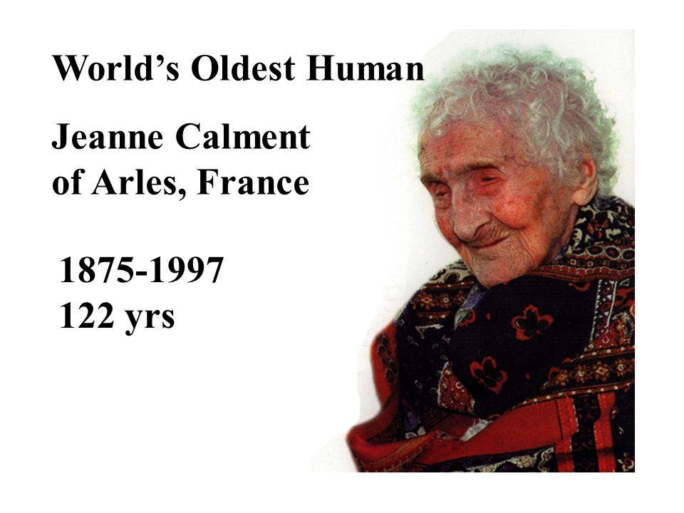 Jeanne Calment