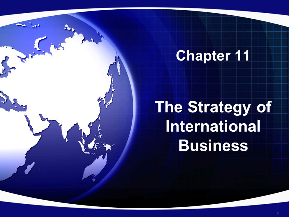 the strategy of international business The strategy of international business strategy of international business - duration: coca-cola international business strategy - duration.