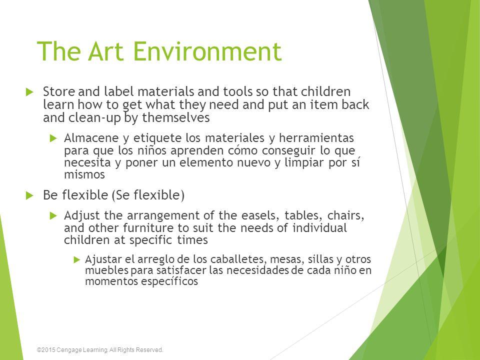 The Art Environment