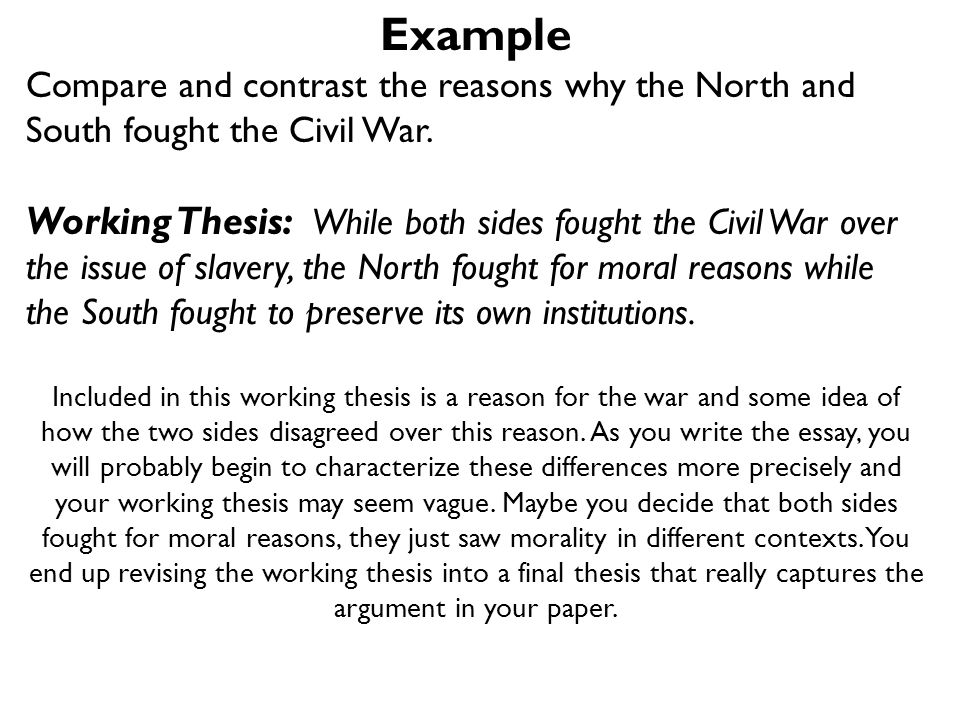 an analysis was the civil war fought over the issue of slavery Slavery and the war the civil war was fought over slavery the founding fathers guide to the constitution brion mcclanahan an article by article and clause by clause analysis of the constitution ratified by the founding generation of 1787 and 1788.