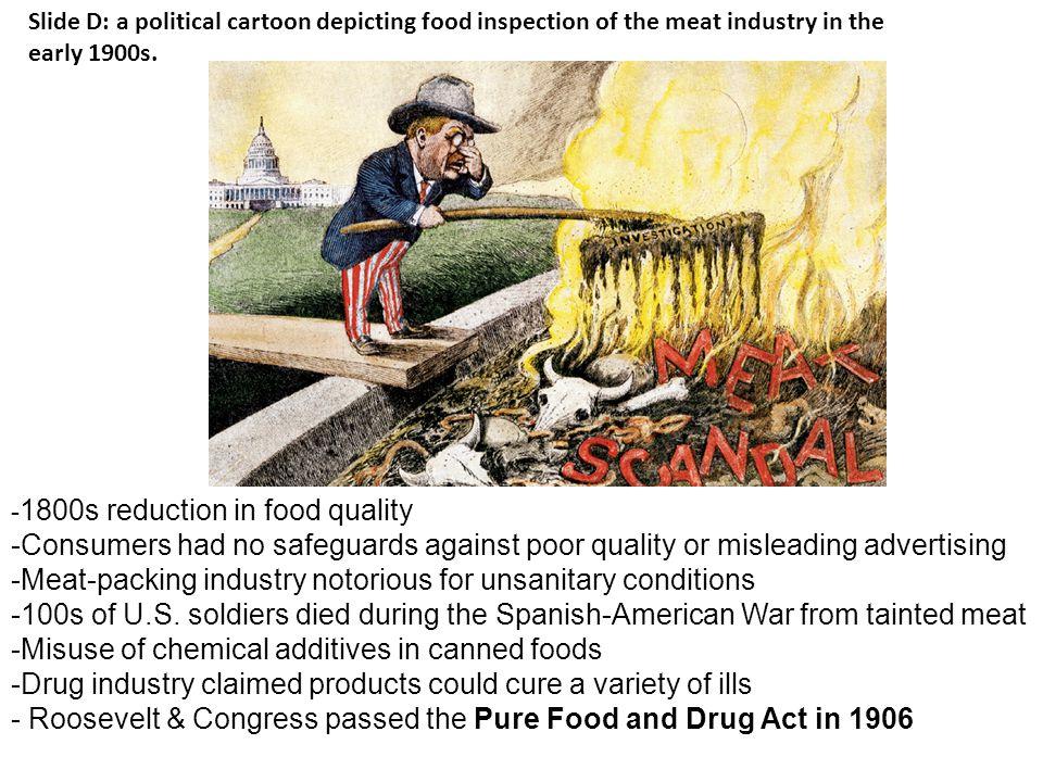 false advertising cartoons